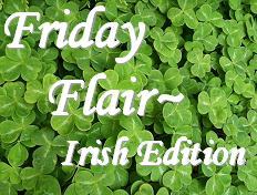 friday flair irish ed
