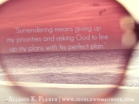 Grace Surrender