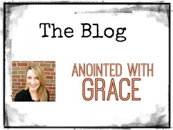 The Blog button 2